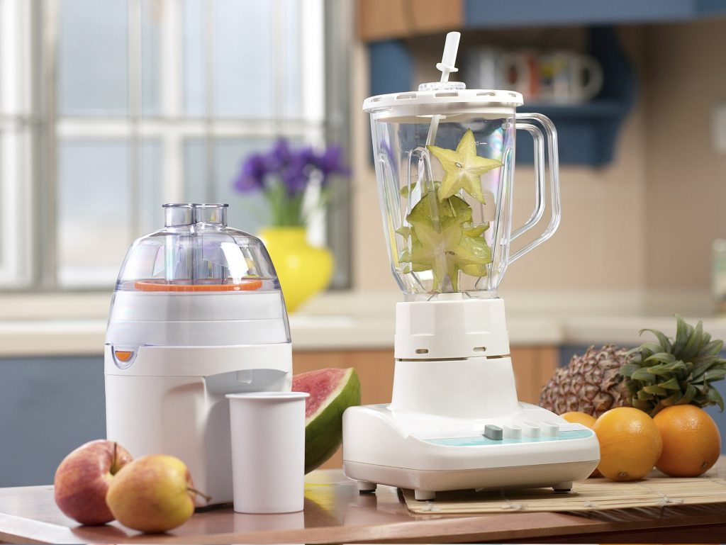 can a juicer be used as a blender